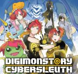 Jaquette de Digimon Story : Cyber Sleuth PS Vita