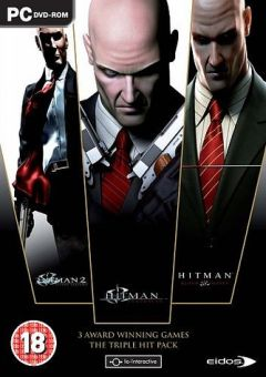 Jaquette de Hitman Triple Pack PC