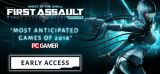 Jaquette de Ghost in the Shell : Stand Alone Complex - First Assault Online PC