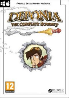 Jaquette de Deponia : The Complete Journey PC