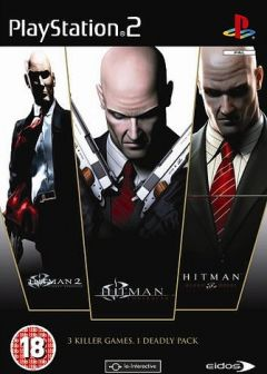 Jaquette de Hitman Triple Pack PlayStation 2