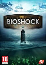 Jaquette de BioShock : The Collection PS4