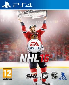 Jaquette de NHL 16 PS4