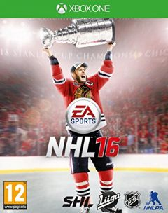 Jaquette de NHL 16 Xbox One