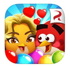 Jaquette de Angry Birds POP iPhone, iPod Touch