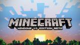 Jaquette de Minecraft : Windows 10 Edition PC