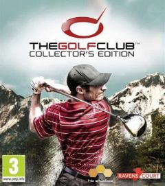 Jaquette de The Golf Club Collector's Edition Xbox One
