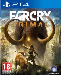 Jaquette de Far Cry Primal PS4