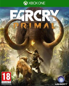 Jaquette de Far Cry Primal Xbox One