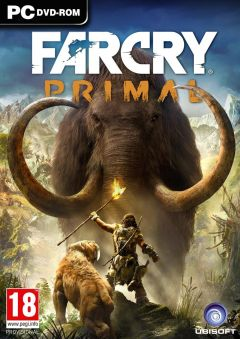 Jaquette de Far Cry Primal PC