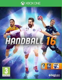 Jaquette de Handball 16 Xbox One