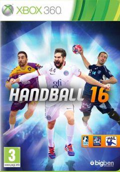 Jaquette de Handball 16 Xbox 360