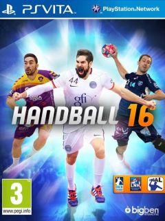 Jaquette de Handball 16 PS Vita