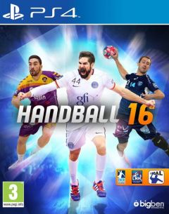 Jaquette de Handball 16 PS4