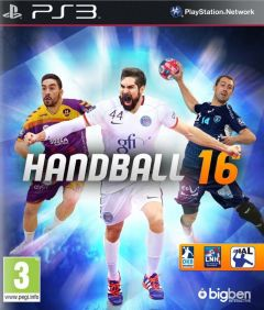 Jaquette de Handball 16 PlayStation 3