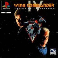 Jaquette de Wing Commander IV : le Prix de la Liberté PlayStation