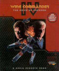 Jaquette de Wing Commander IV : le Prix de la Liberté PC