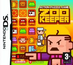 Jaquette de Zoo Keeper DS