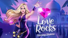 Jaquette de Love Rocks : Starring Shakira iPad