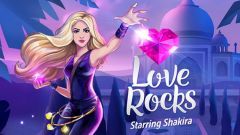 Jaquette de Love Rocks : Starring Shakira Android