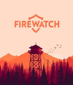 Jaquette de Firewatch PS4