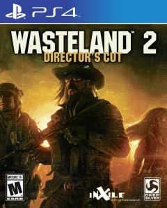 Jaquette de Wasteland 2 PS4