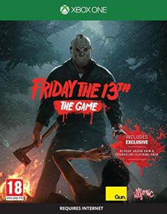 Jaquette de Friday the 13th : The Video Game Xbox One