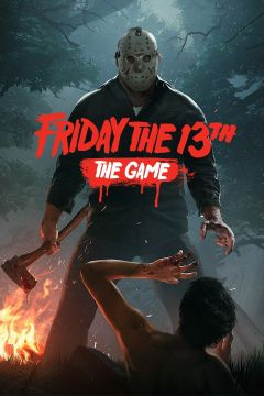 Jaquette de Friday the 13th : The Video Game PC