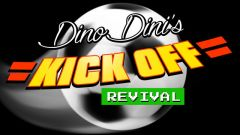 Jaquette de Dino Dini's Kick Off Revival PS4