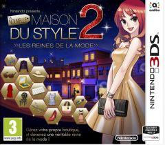 Jaquette de La Nouvelle Maison du Style 2 : Les reines de la Mode Nintendo 3DS