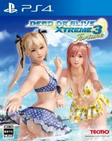 Jaquette de Dead or Alive Xtreme 3 : Fortune PS4