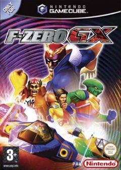 Jaquette de F-Zero GX GameCube