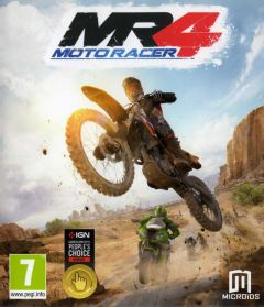 Jaquette de Moto Racer 4 Mac