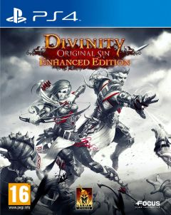 Jaquette de Divinity : Original Sin - Enhanced Edition PS4