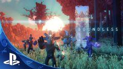 Jaquette de Boundless PS4