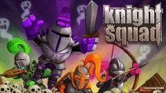 Jaquette de Knight Squad PC