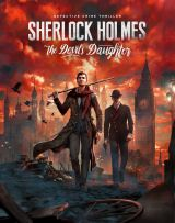Jaquette de Sherlock Holmes : The Devil's Daughter PC