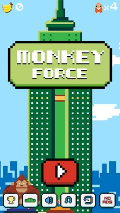 Jaquette de Monkey Force iPhone, iPod Touch