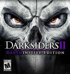 Jaquette de Darksiders II : Deathinitive Edition PC