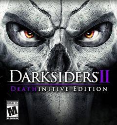 Jaquette de Darksiders II : Deathinitive Edition PC