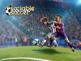 Jaquette de Sociable Soccer PS4