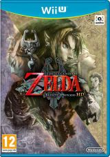 Jaquette de The Legend of Zelda : Twilight Princess HD Wii U