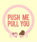 Jaquette de Push Me Pull You PS4