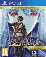 Jaquette de Valkyria : Azure Revolution PS4