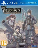 Jaquette de Valkyria Chronicles Remastered PS4