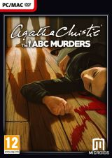 Jaquette de Agatha Christie - The ABC Murders PC