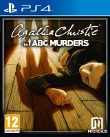 Jaquette de Agatha Christie - The ABC Murders PS4