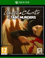 Jaquette de Agatha Christie - The ABC Murders Xbox One