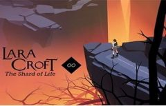 Jaquette de Lara Croft GO : The Shard of Life iPad