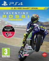 Jaquette de Valentino Rossi : The Game PS4